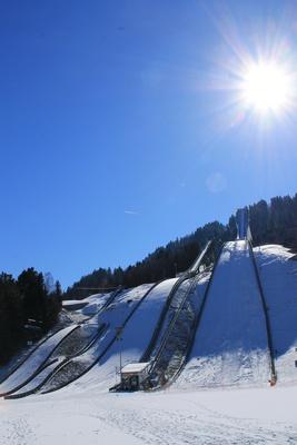 Olympiaschanze Garmisch-Partenkirchen 03