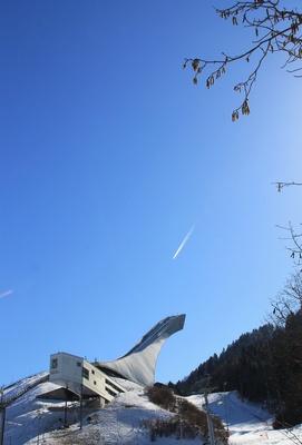 Olympiaschanze Garmisch-Partenkirchen 09
