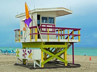 Strandwächterhäuschen 3