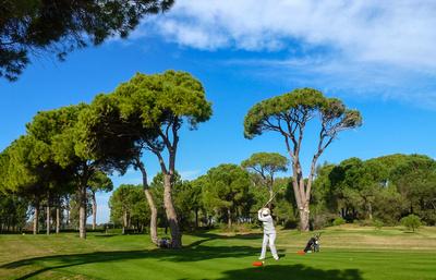 Golfen in Belek (sultan-Course)