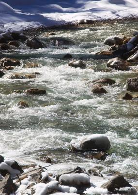 Die Partnach - ein Wildbach im Reintal 07