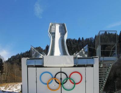 Olympiaschanze Garmisch-Partenkirchen 28