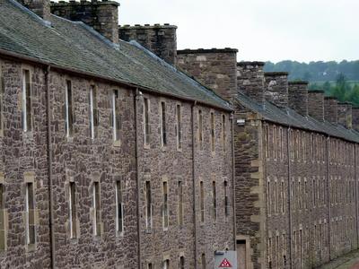 Houses in New Lanark