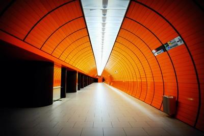 U-Bahn München Marienplatz