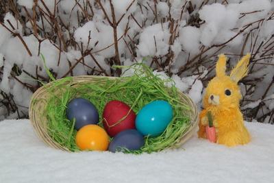"""""""Frostern"""" - Ostersonntag, 30. März 2013"""
