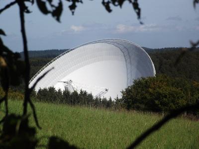 Radioteleskop Effelsberg 2