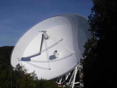 Radioteleskop Effelsberg 3