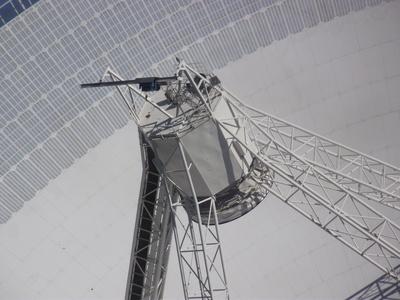 Radioteleskop Effelsberg Antenne 1
