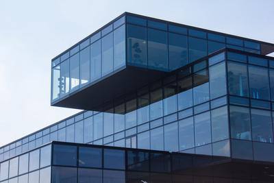 Gläserne Kuben - Architektur im Trend
