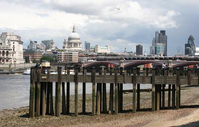 London an der Themse