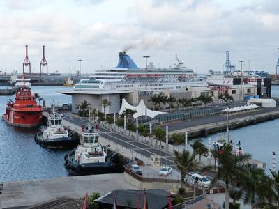 Hafen Las Palmas/Gran Canaria