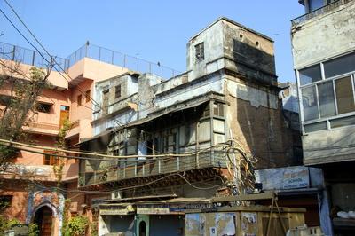 Wohnen in Delhi