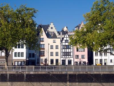 Fassaden in Köln