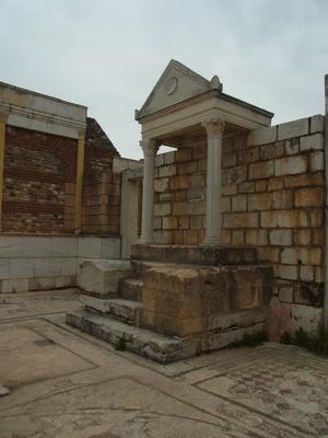 Türkei, Sardes Synagoge
