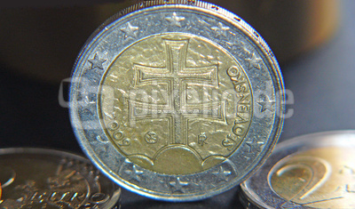 Euro Slowakei