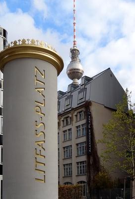 Berlin, Litfaßplatz