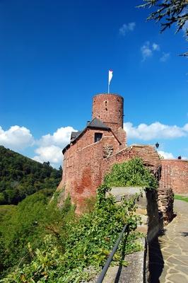 Burg Hengebach in der Eifel #5