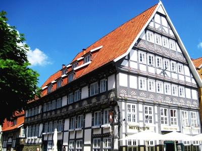 """""""Haus zum Wolf"""" in Stadthagen"""