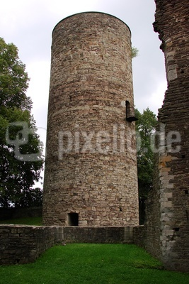 Krukenburg, Burgturm