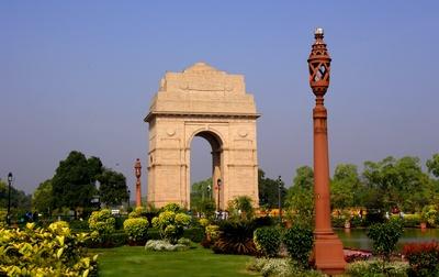 India Gate, Triumphbogen