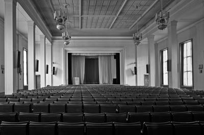 FDJ-Jugendhochschule Wandlitz - Plenarsaal