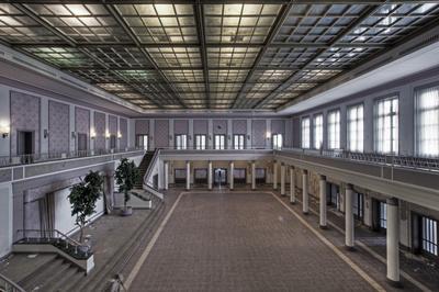 FDJ-Jugendhochschule Wandlitz - Speisesaal