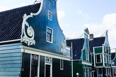 Holland 18. Jh. - Freilichtmuseum Zaanse Schans