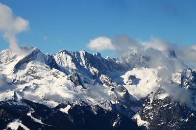 Garmischer Gebirgsluft  im April 02