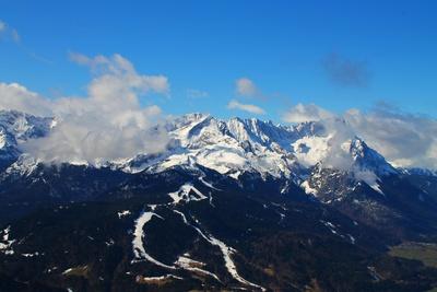 Garmischer Gebirgsluft  im April 03
