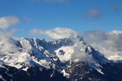 Garmischer Gebirgsluft  im April 04