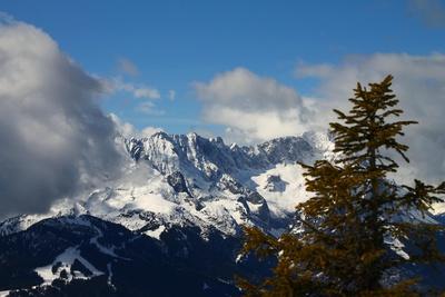 Garmischer Gebirgsluft  im April 05