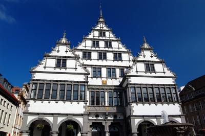 Paderborn, historisches Rathaus