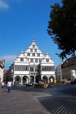 Paderborn, historisches Rathaus #2