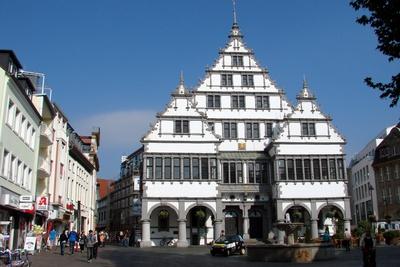 Paderborn, historisches Rathaus #3