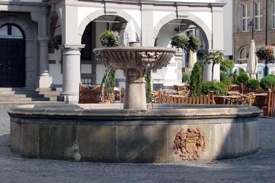Paderborn, Rathausbrunnen