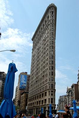 Flatiron-Building NY