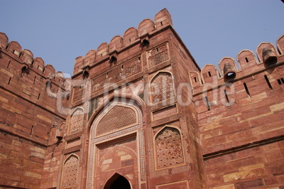 Rotes Fort in Agra  4