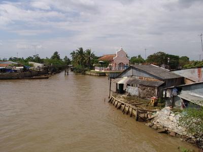irgendwo im Mekongdelta