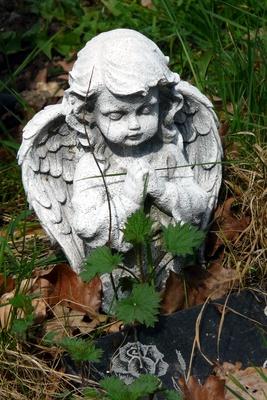betender Engel #2
