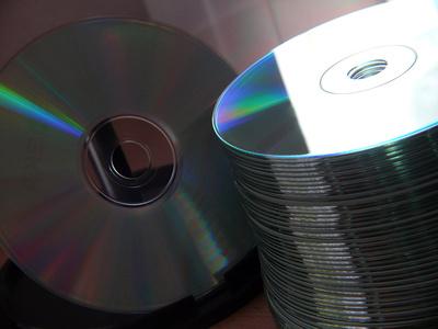 DVD-CD Auslaufmodell ..