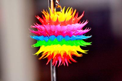 Rainbow-Kugel