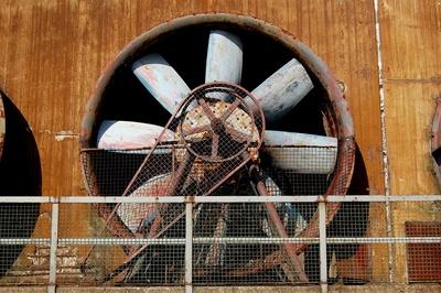 Industrie Ventilator