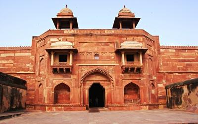 Fatehpur Sikri  1