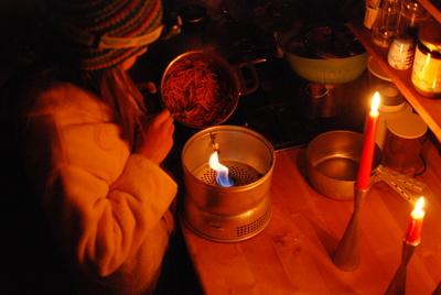 Kochen ohne Strom - Folgen von Stromsperre und Energiearmut