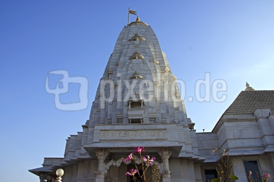 Birla Temple (Laxmi Naryan Tempel)  9