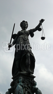 Justitia .