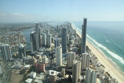 Australia - Queensland - Gold Coast - Sufers Paradise - Q1 Tower - Foor 77