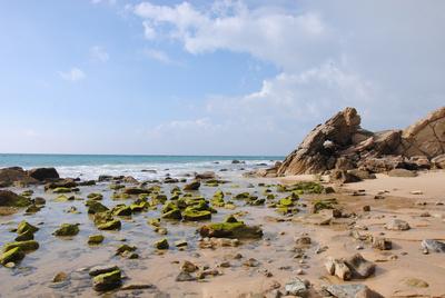 Strand bei Tarifa/Spanien