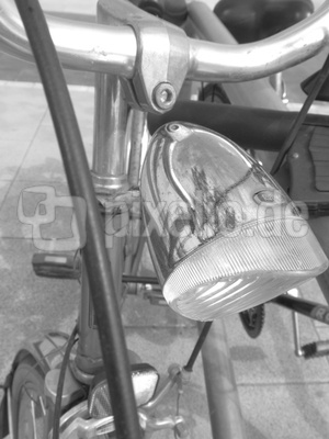 Fahrrad 1 (s/w)