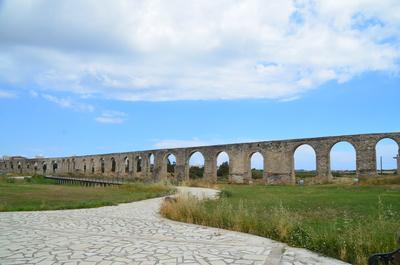 Aquedukt auf Zypern
